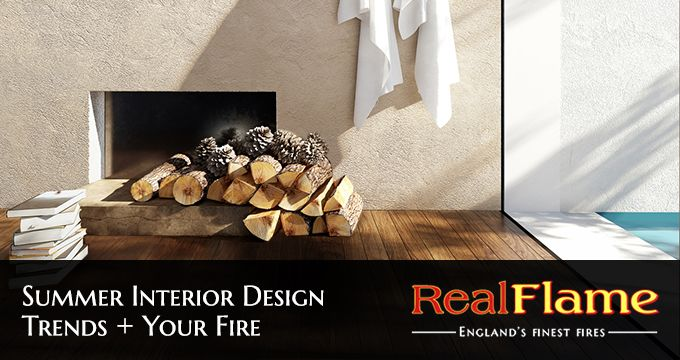 Summer Interior Design Trends + Your Fire.1