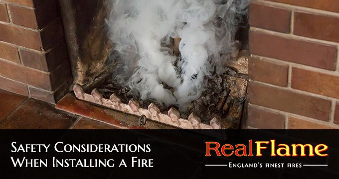 Safety Considerations When Installing a Fire.1