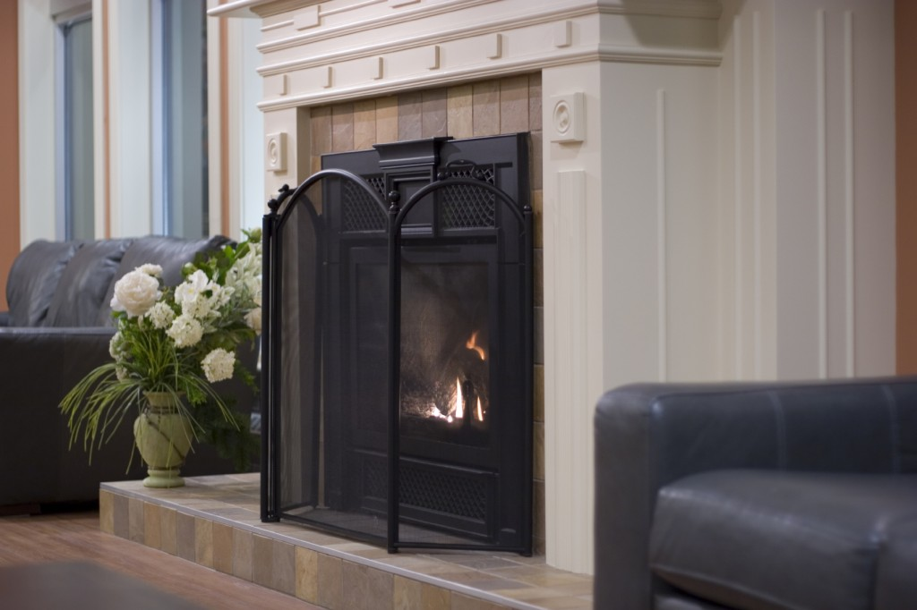 Tiled Fireplace -iStock_000001453125_Medium