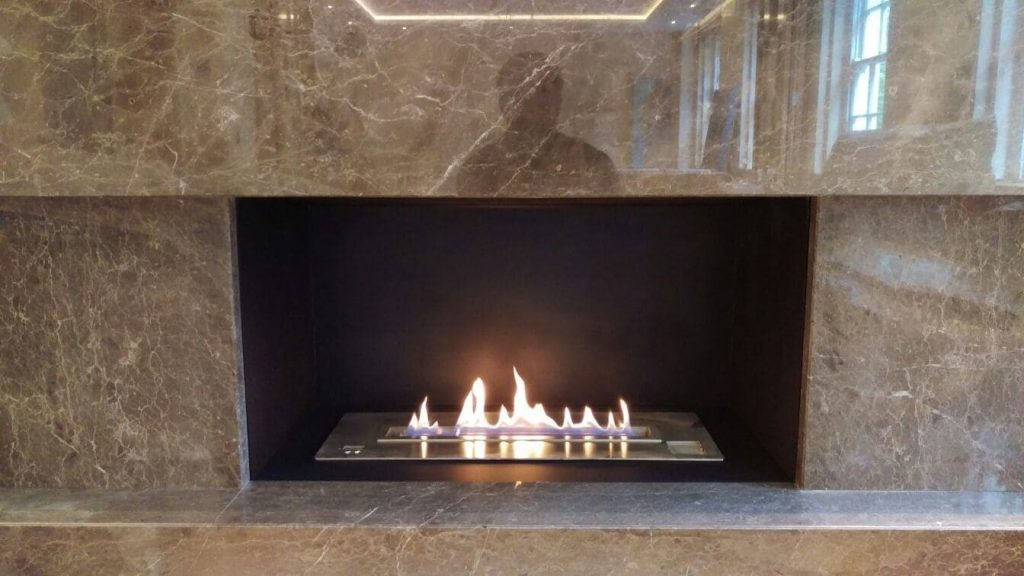 Real Flame Bespoke Fire