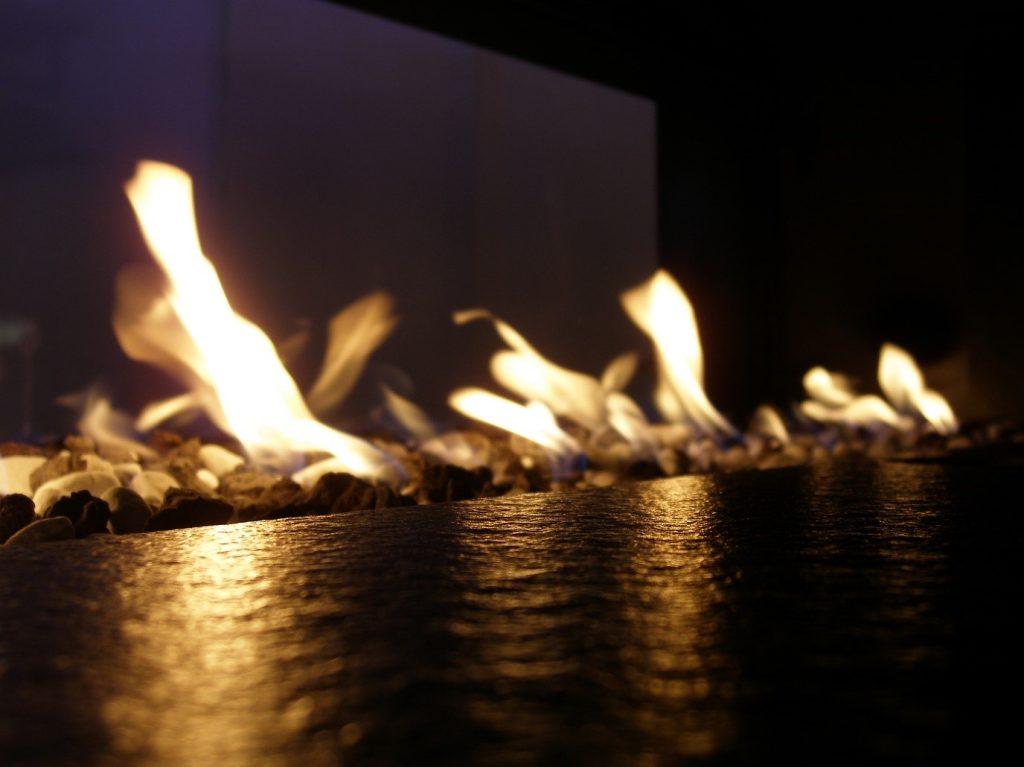 Bio-ethanol Fire