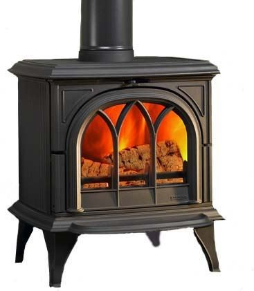 Gas Stove In London