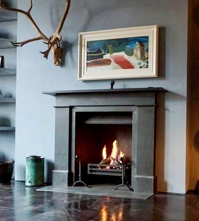 Fireplace RF