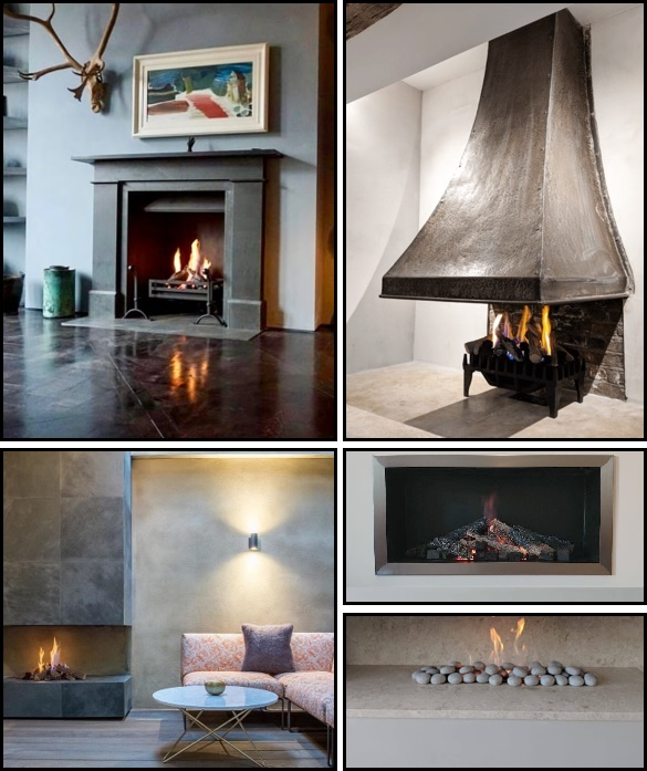 examples of beautiful fireplaces