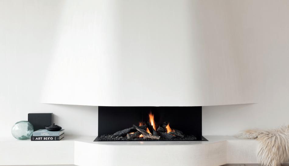 MetalFire fireplace