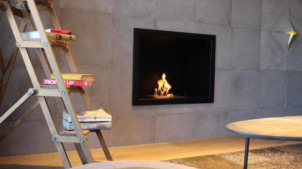 Romantic Traditional Bio Ethanol Fireplace