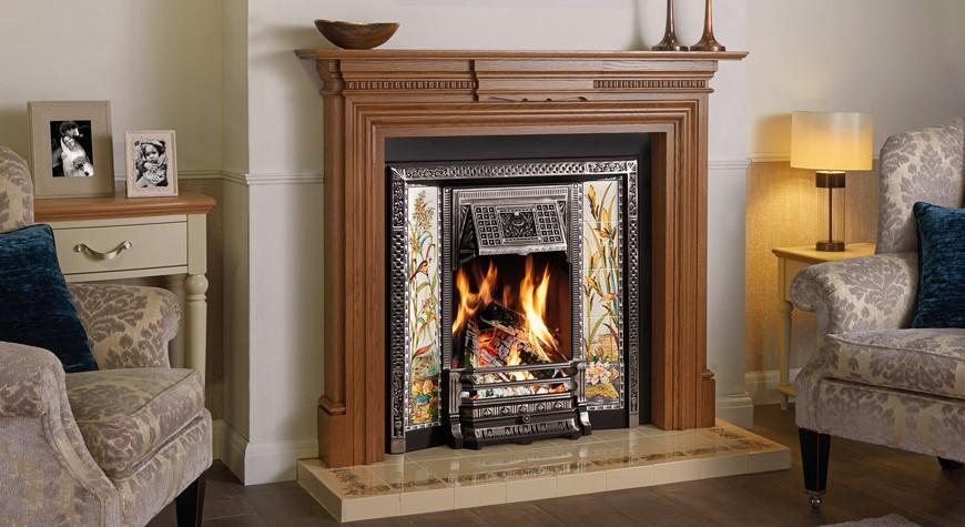 Victorian Fire