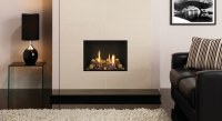 Riva2 500 insert balanced flue gas fire