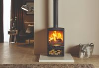 The Vouge Medium Solid Fuel Stove