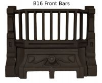 Traditional Cast Iron Fret Fronts (RefB)