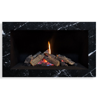 REAL FLAME HITW MARBLE
