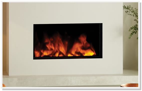 Studio Electric Inset fires