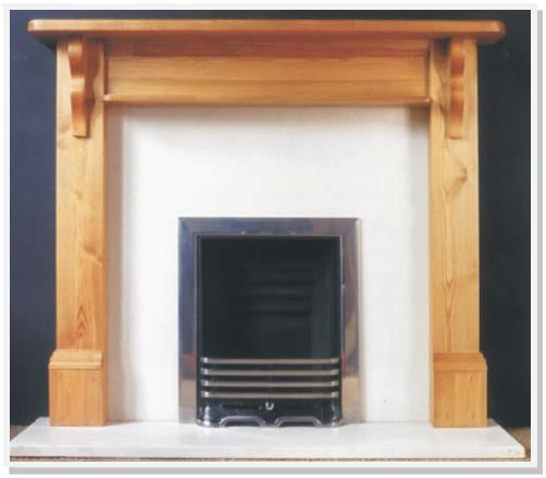 The Trent Timber Surround