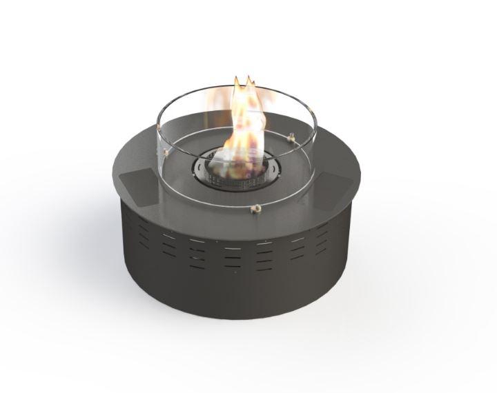 GlammFire Round EvoPlus