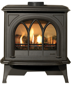 The Huntingdon 30 Gas Stove