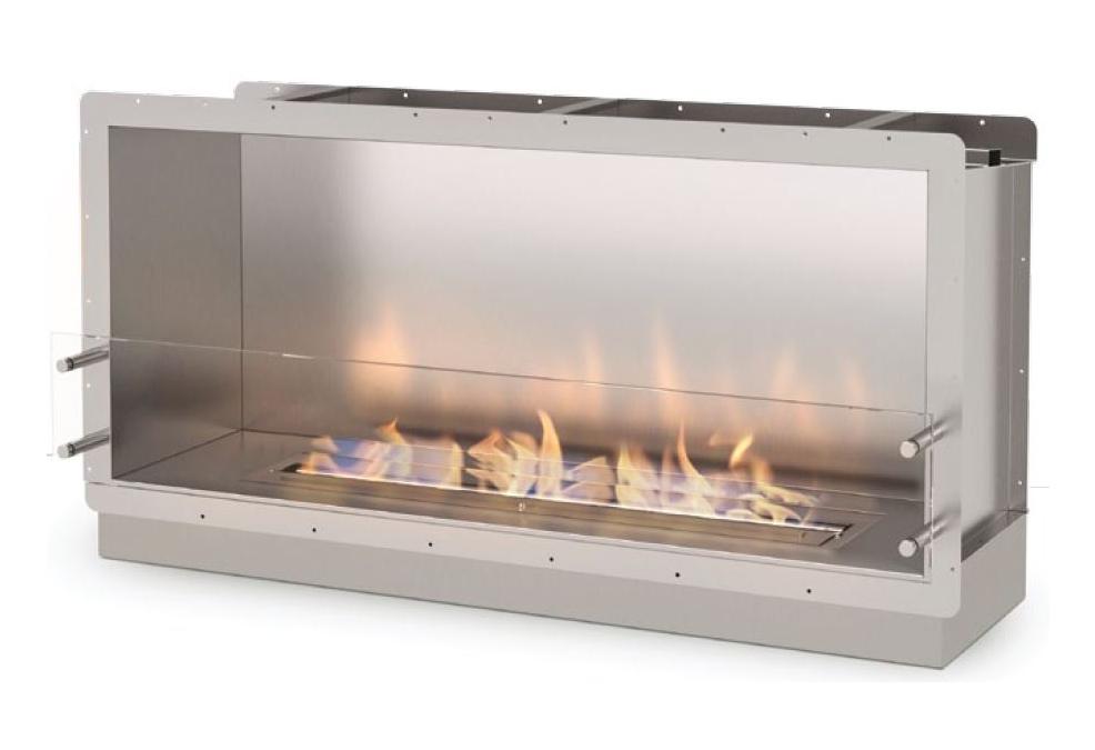 ECO SMART 1200SS Firebox and Bio Ethanol Burner