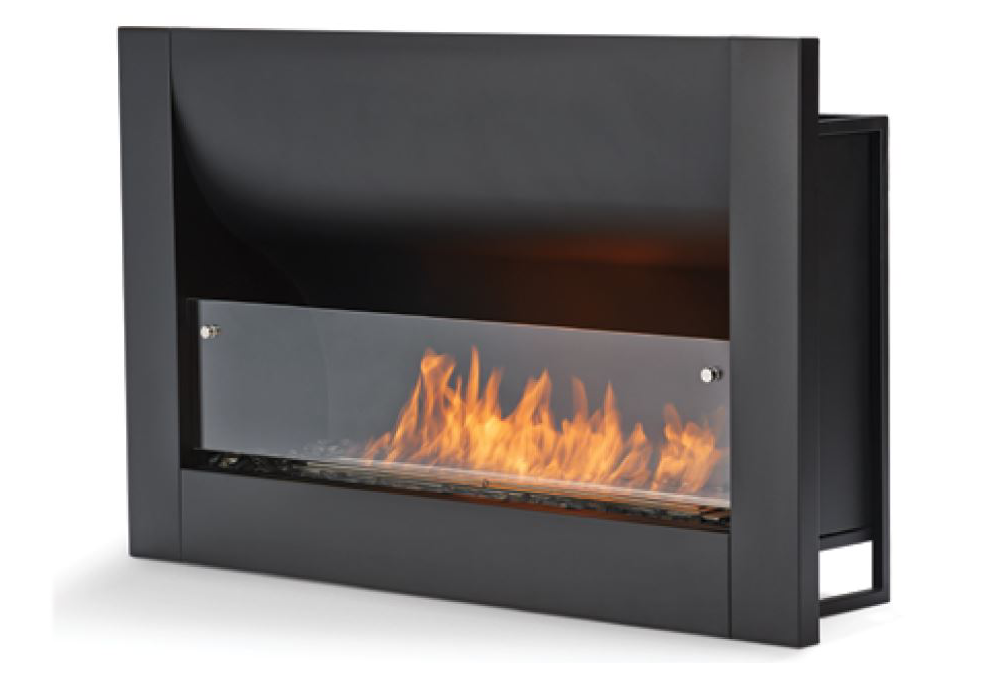 ECO SMART 1100CV Firebox and Bio Ethanol Burner